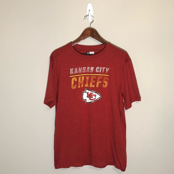 best service 4058f 64670 Kansas City Chiefs NFL Team Apparel Cool T-Shirt